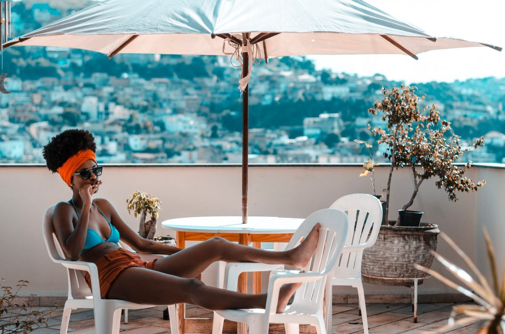 How to practice self care while traveling