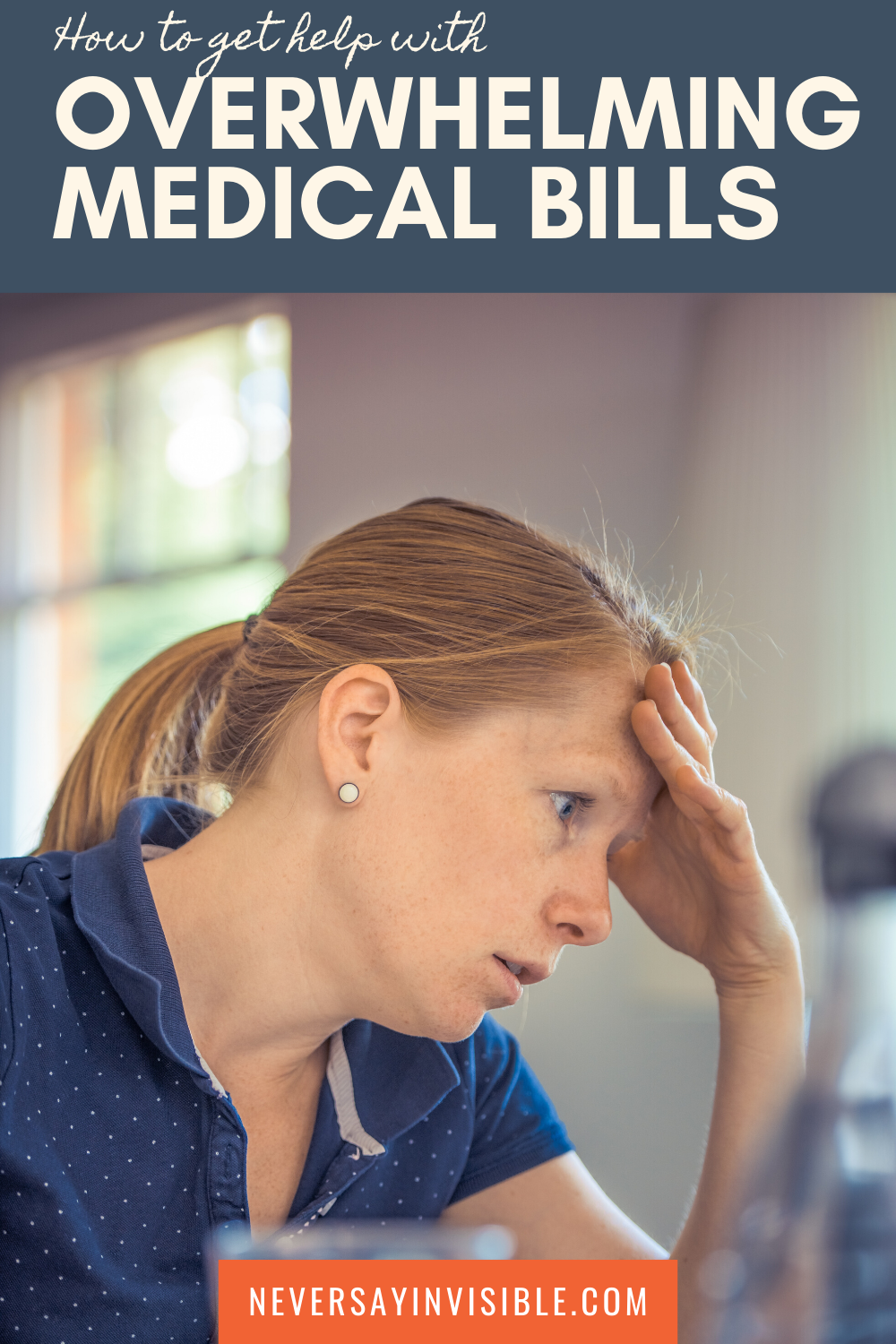 When you have a #disability or #chronic illness and are facing an expensive #treatment, there are many options to get help with your medical bills, including #GoFundMe campaigns! Learn how to set it up to be a success. #budget #finance #frugal #money