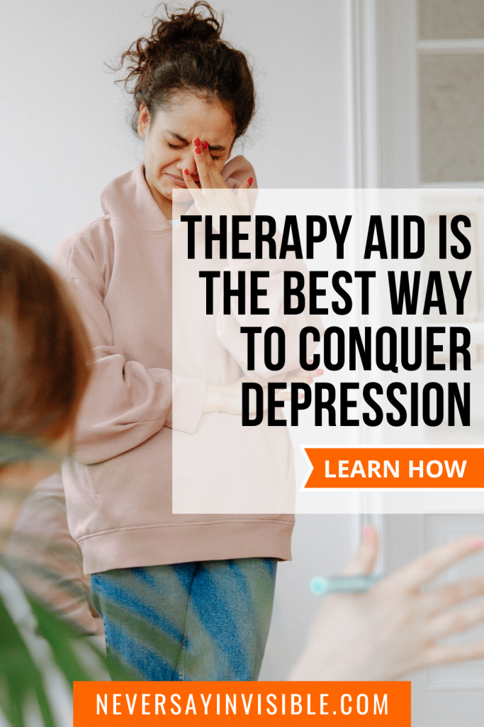 Depressed? So many things will #trigger #depression. #chronicillness #disability #anxiety #COVID #mentalhealth #workfromhome  #homeschooling even #holidays! Learn #howto use #therapy to change your life. Remember: You are not #alone.
