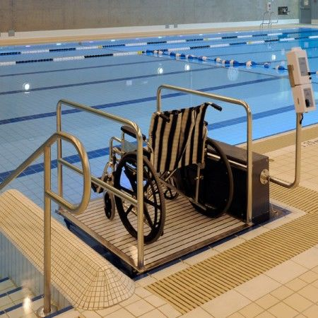 How to make your home handicap accessible pool for you to age in place
