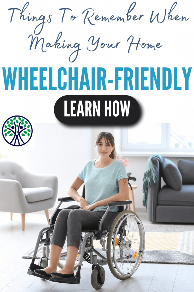 Things to remember when making your home wheelchair-friendly
