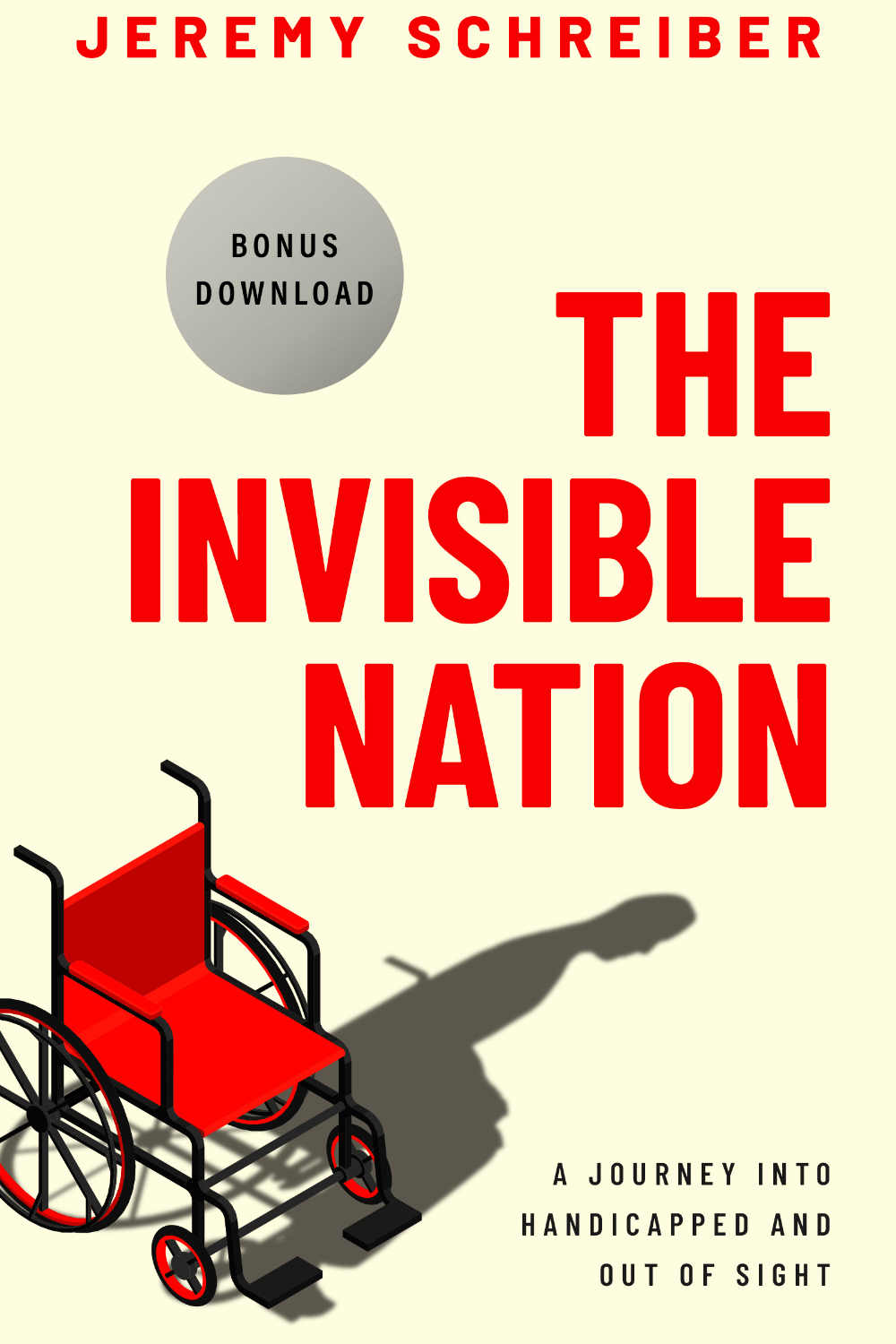 Homepage | Never Say Invisible