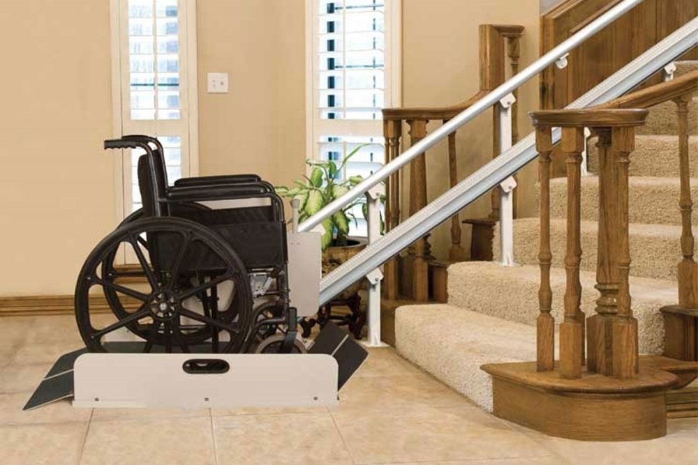 7 easy hacks for more freedom and a happy home when you have a disability-platform lift