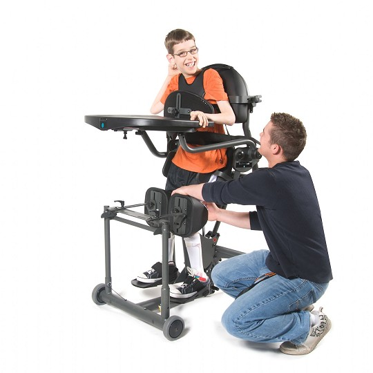 7 types of disability technology to improve your life - Easy standing frame- ALS